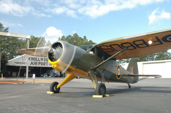 Warbird Group to Offer Glimpse of World War II-era Trainer