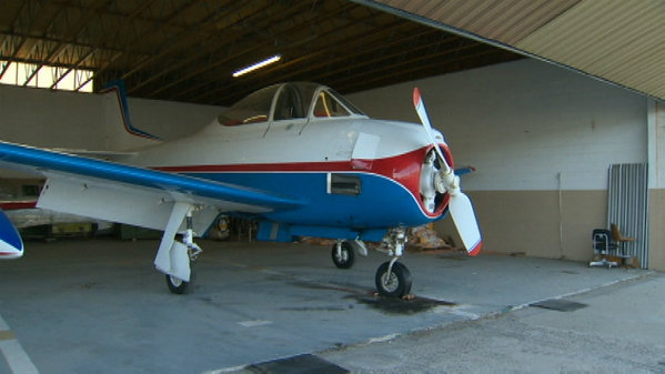 Oregon Man Leaves Behind Assortment of Warbirds