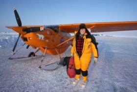 Alaskan Pilot Flies Cessna to North, South Poles
