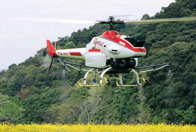 Farming Looks to Drones as 'Flying Tractors'