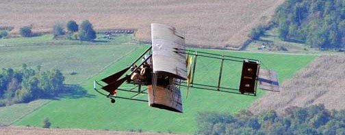 Wright B Flyer Group Offering Rides in Replica