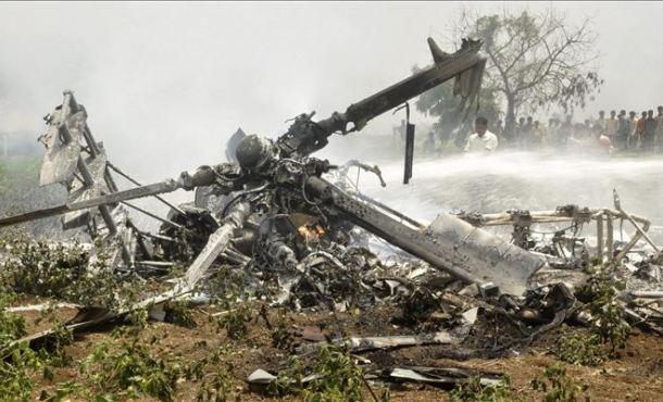 South American Air Force Chief Dies in Crash