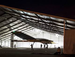 Solar Impulse Completes Third Leg to St. Louis