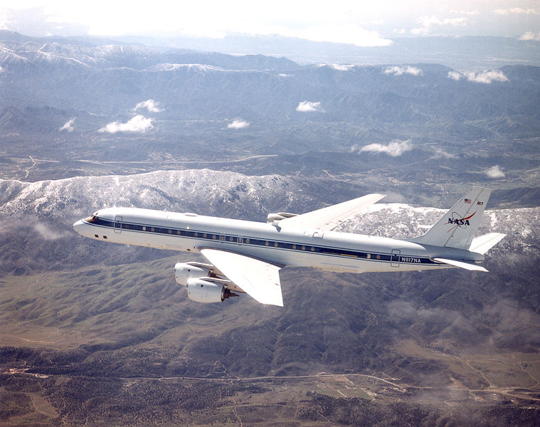 Low-Flying NASA Jet Spooks LA-Area Residents