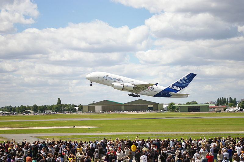 Paris Air Show Turns 50