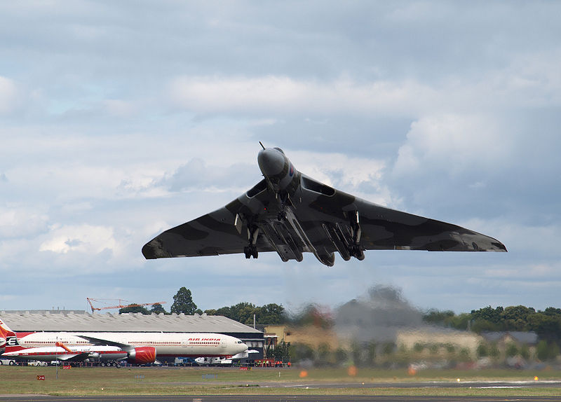 Avro Vulcan to Headline Scottish Air Show