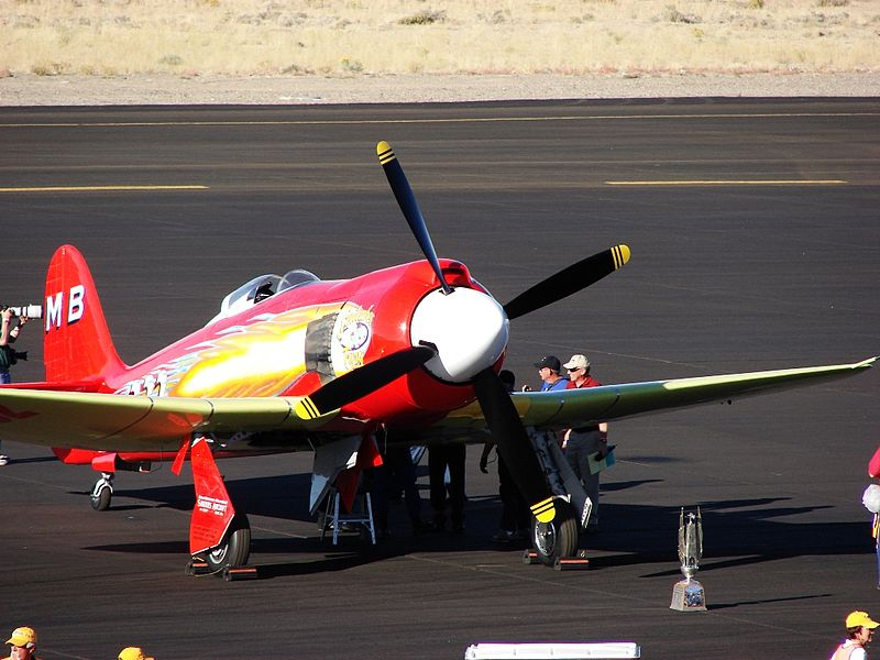 Reno Air Races Tweaks Unlimited Class