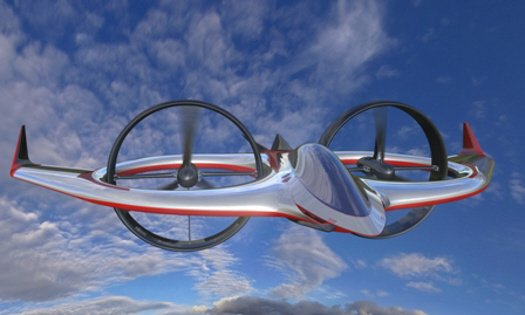 Popular Science: Six Awesome Aircraft