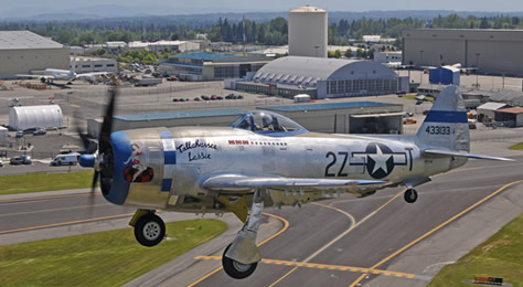 Inside Microsoft Mogul Paul Allen's WWII Airplane Collection