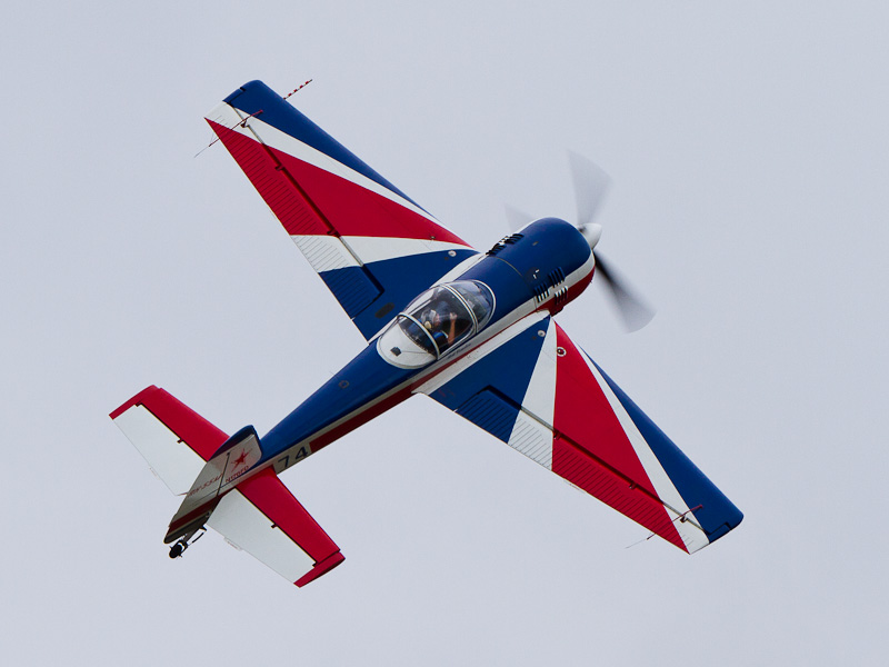 Wisconsin Town to Host Its First Air Show