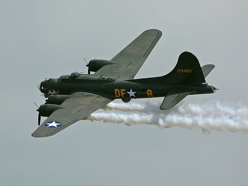 'Sally B' to Star in English Air Show