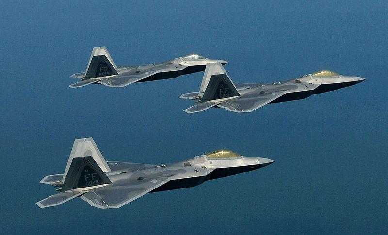 USAF Combat Planes to Resume Flights
