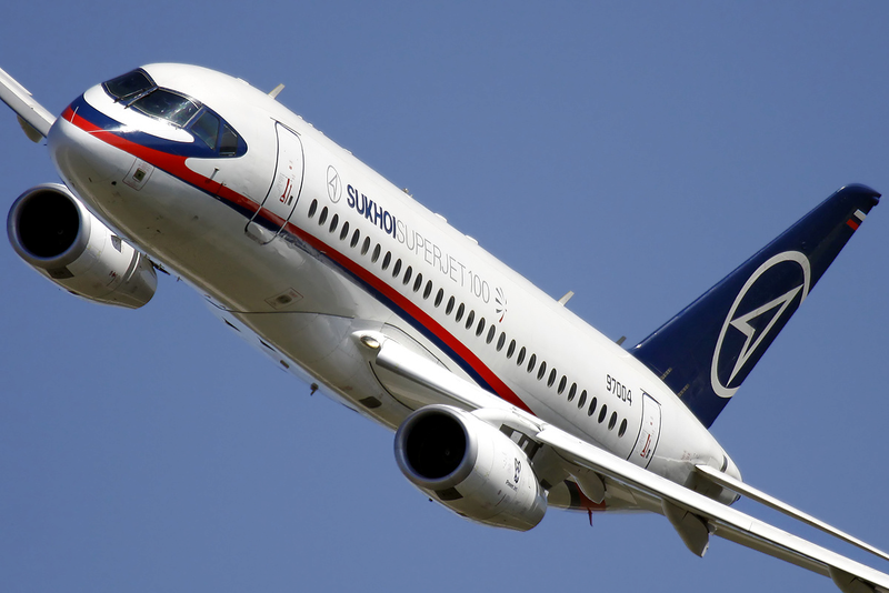 Sukhoi Unfazed by Latest Superjet Crash