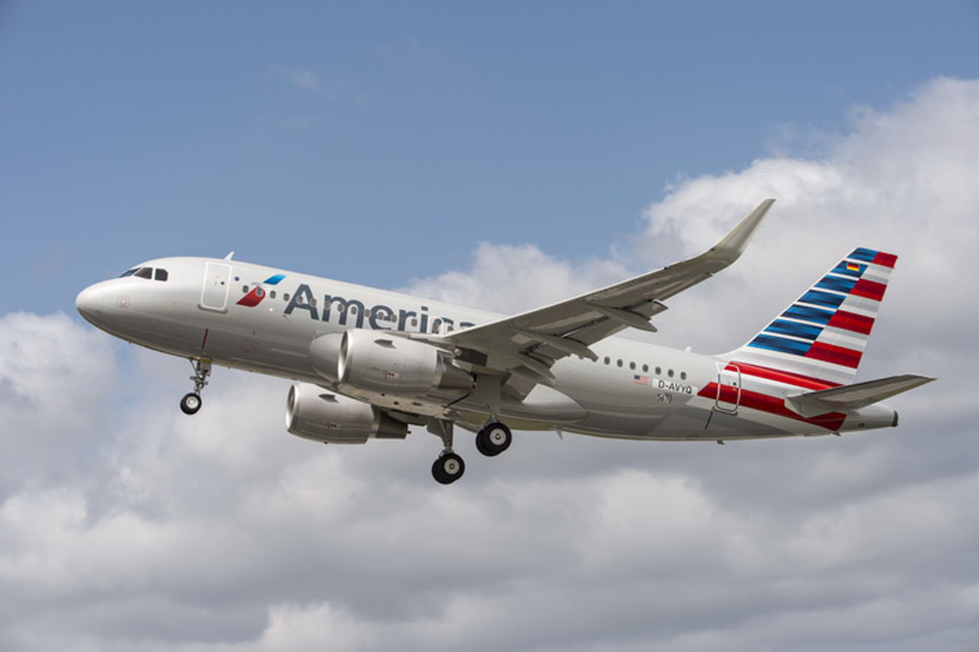 American Receives First of 260 Airbus Jets