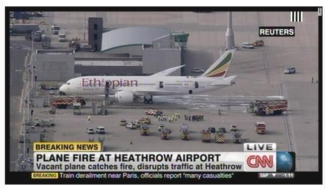 Boeing 787 Woes Return