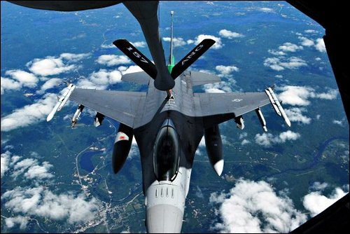Fighter Jet Battle in Vermont Heats Up