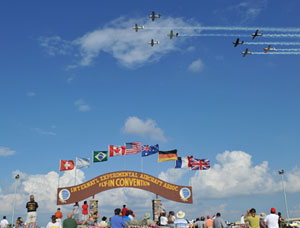 EAA AirVenture 2013 Begins Next Week
