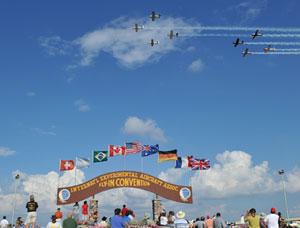 EAA AirVenture 2013 Begins Next Week