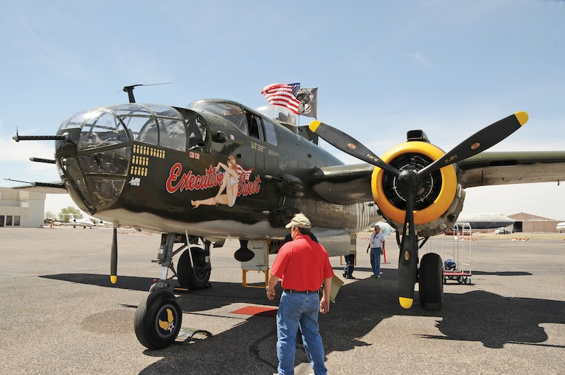 Warbirds to Dominate Big Bear Air Fair