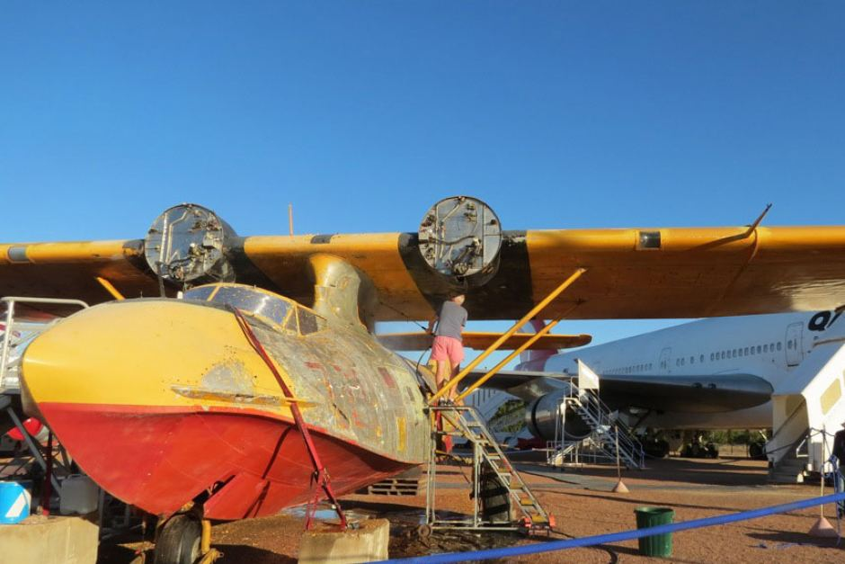 Aussie Catalina Set for Resto