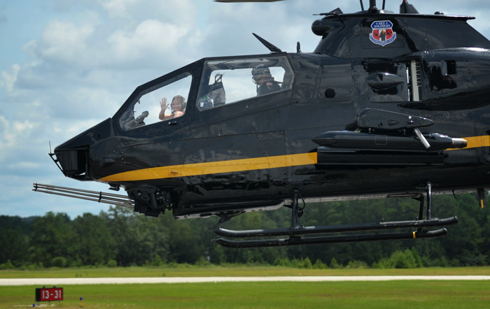 Hueys Find New Home in Alabama