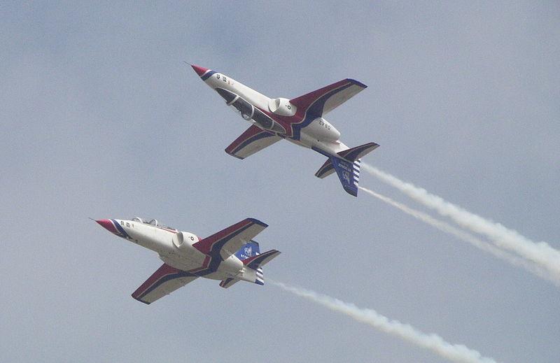 Taiwan Aerobatics Team Turns 60