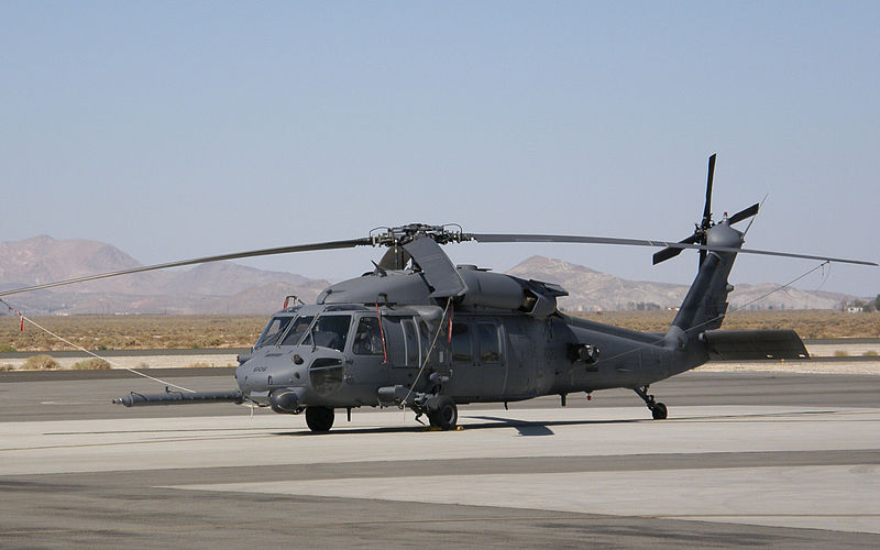 USAF to Resume HH-60G Flights on Okinawa