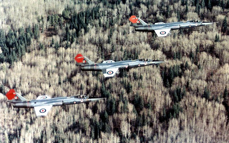 Alberta Museum Debuts Starfighter