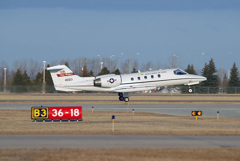 N.D. Loses Last ANG Aircraft