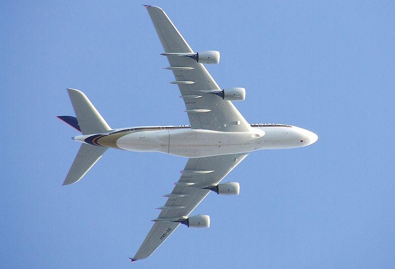 A380 to Star in Dublin's FlightFest