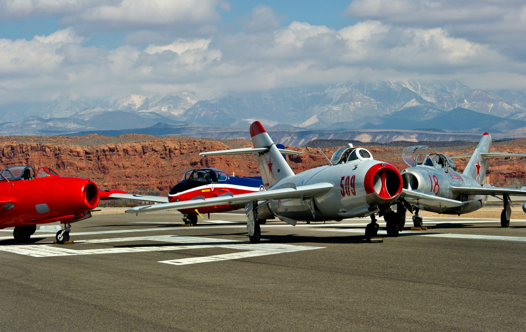 Inaugural Air Show Set for St. George