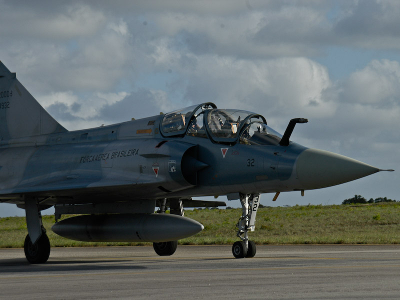 Brazil to Retire Mirage Fighters