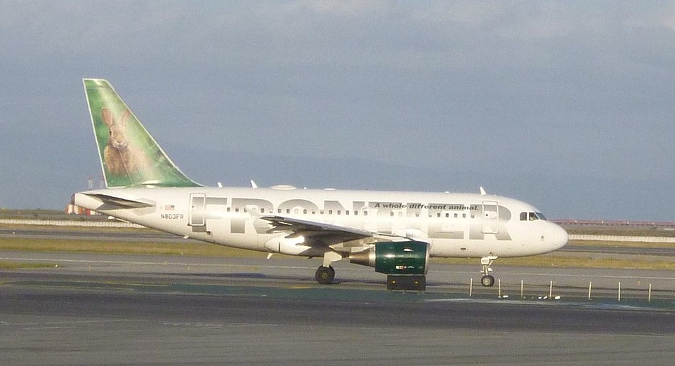 Final North American A318 Retired