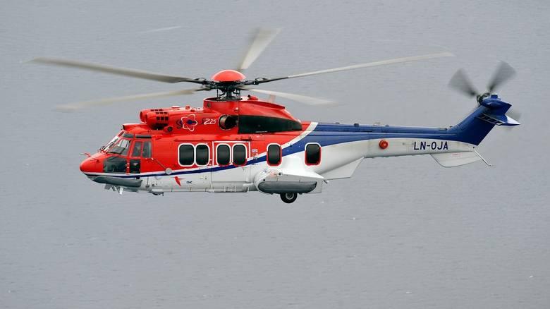 North Sea Super Pumas Return to the Air