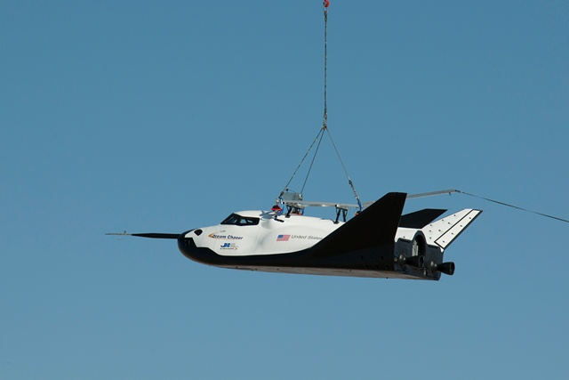 Dream Chaser Flying, Sorta