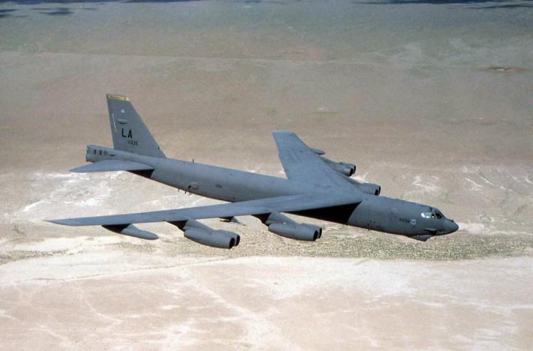 Louisiana B-52s Head to Guam