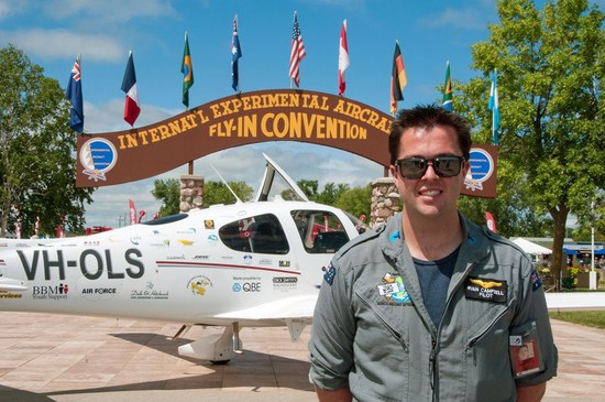 Teen Pilot Midway Through Global Flight
