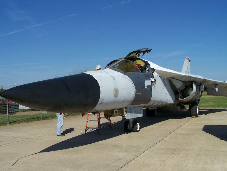 Kentucky F-111 Set for New Home