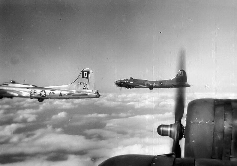 DFC Recipient Who Saved Crew in WWII Dies