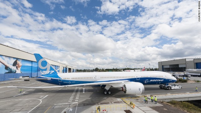 Latest 787 Variant Poised for First Flight