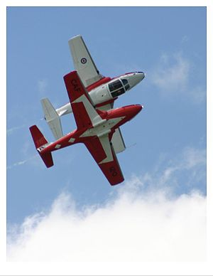 Canadian Aerobatic Teams to Visit Nova Scotia