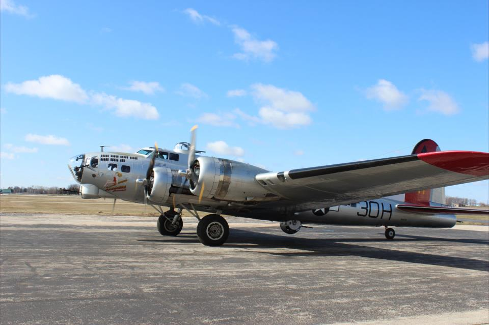 On Keeping 'Aluminum Overcast' Flying