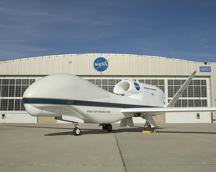 NASA Launches Drone to Study Storms