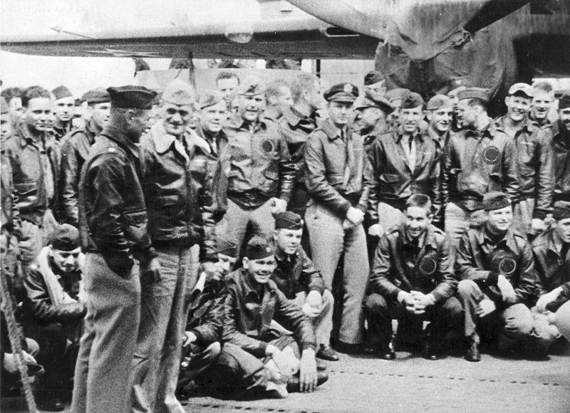 Air Force Museum to Host Raiders' Last Toast