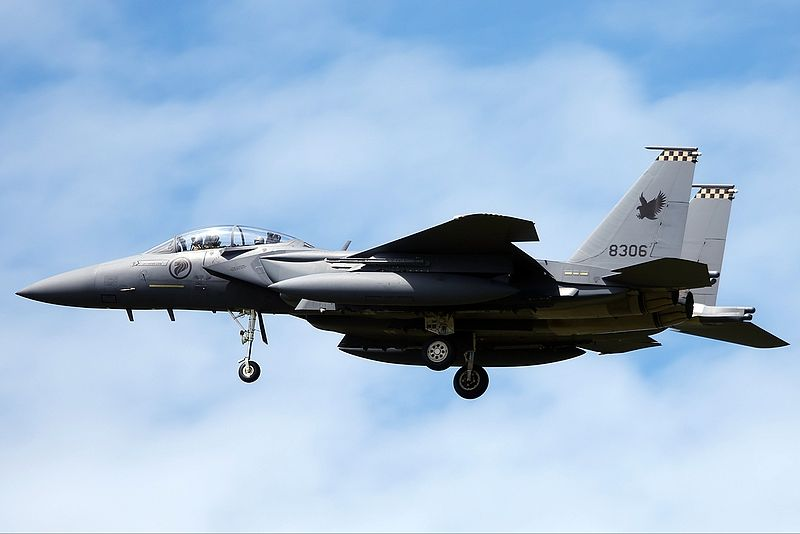 Singapore F-15SGs Declared Operational
