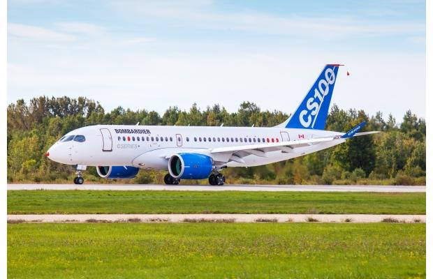 CSeries Makes First Flight