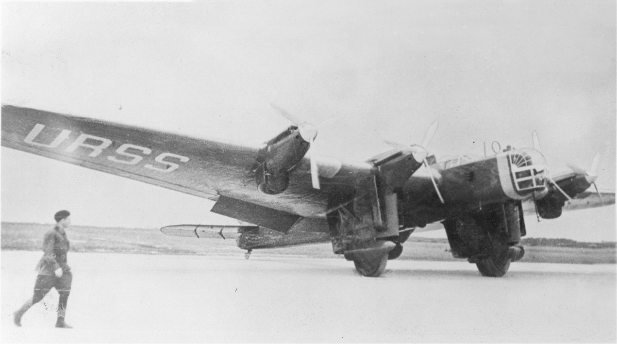 Russians Search for Soviet Bomber in Alaska