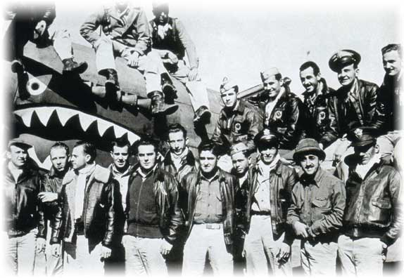 Flying Tigers Reunite in Alabama Today