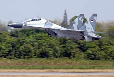 Indonesia Completes Su-30 Fighter Fleet