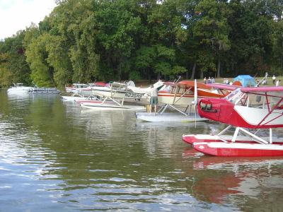 Seaplane Splash Slated for Sunday